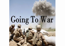 Going to War Live with DVR