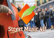 Street Music 4U Live with DVR